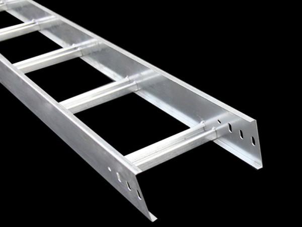 梯式电缆桥架 镀锌板电缆桥架